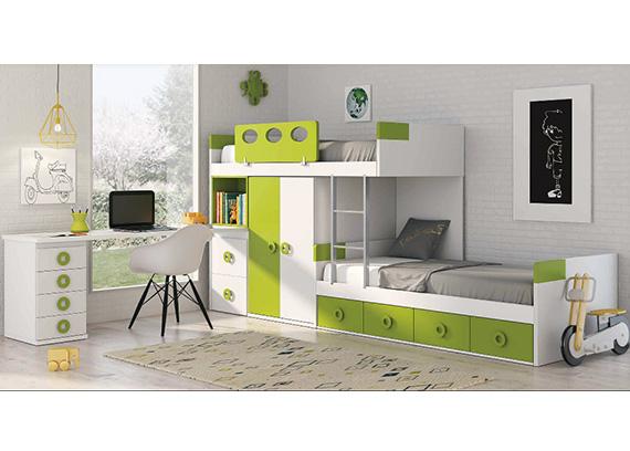 Muebles gama - Muebles juveniles valladolid ...