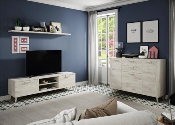 Muebles gama for Linea actual muebles europolis